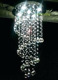 raindrop crystal chandelier raindrop crystal chandelier contemporary