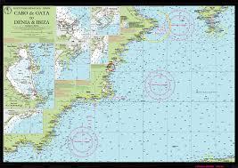 Imray Charts Mediterranean Imray Chart M 12 Nautical Online Shop