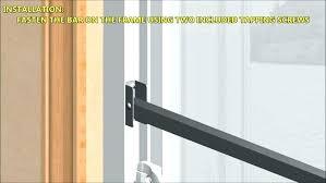 types of sliding glass door locks child window guards home depot gallery of sliding glass door