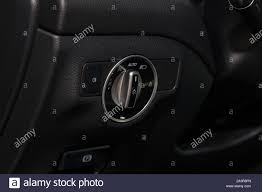 Lights Dimming In Car The Dashboard Of The Cars Interior Is Black With A Dipped