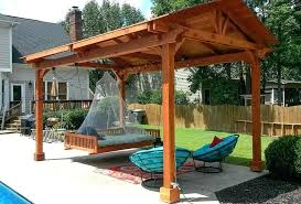 building a patio cover how to build new style homes covered cost