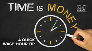 California Break Laws Chart Time Is Money A Quick Wage Hour Tip On California Meal And
