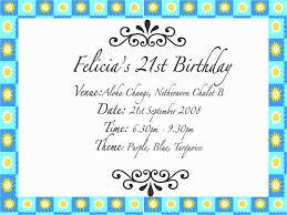 birthday invitation template  21 birthday invitation templates