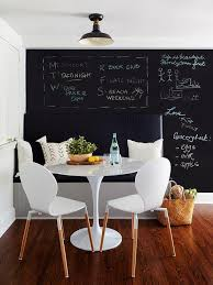 Small Picture Dining Room Chalkboard Wall Trend To Love Dining Room Chalkboard