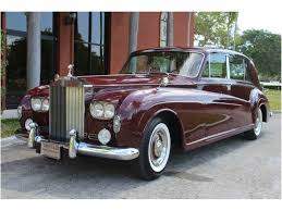 Classic Rolls Royce Phantom For Sale On Classiccars Com Available