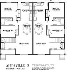 Single Family Detached Home Semi Detached House Plans  semi    Single Family Detached Home Semi Detached House Plans