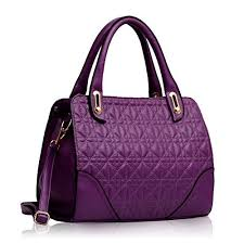 Cheap Large Quilted Tote Bags, find Large Quilted Tote Bags deals ... & Get Quotations · Womens Designer Quilted Faux Leather Celebrity Style Tote  Shoulder Bags Adamdwight.com