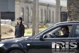 photo of Kim Tae-hee  - car