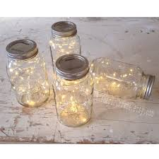 Vintage Wedding Decor 12 Mason Jar Lights Rustic Wedding Decorations Vintage Wedding