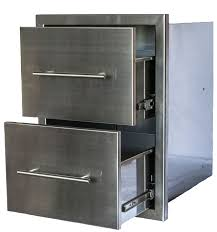 built in bbq. Picture Of Stainless Built In BBQ Island Double Drawer Bbq