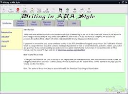 What Is Apa Style Writing Academic Papers Universiteit Antwerpen Apa Formatted Essay
