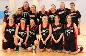 Crusaders Three-peat Win - East Kent Basketball Association - SportsTG