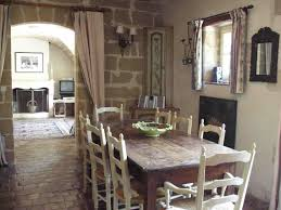 Farmhouse Wooden Kitchen Tables As Ageless Rustic Interior Making A