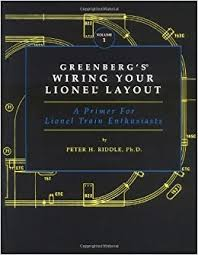 lionel wiring lionel image wiring diagram greenberg s wiring your lionel layout a primer for lionel train on lionel wiring