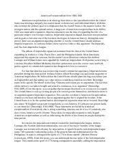 american exceptionalism essay american exceptionalism from  2 pages american exceptionalism essay aredit