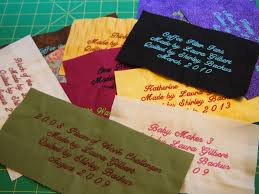 Quilt Labels, Class Samples & Birthing Babies! | If These Threads ... & Galaxy etc Adamdwight.com