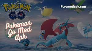 Pokemon Go MOD Apk V0.215.1 [Faker GPS, HCK Radar, ∞ Coins]