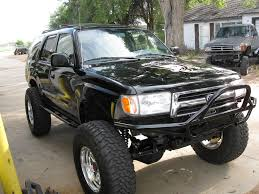 2000 Toyota 4Runner - Information and photos - ZombieDrive