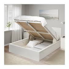 Pull up bed Wall Ikea Malm Storage Bed Blackbrown Fulldouble Ikea
