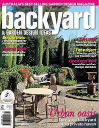 Small Picture Garden Design Magazines Impactful Backyard Designs Magazine 19