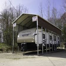 25 best ideas about rv carports on rv shelter