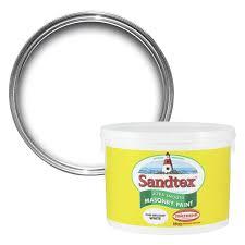 exterior masonry paint reviews. sandtex pure brilliant white textured matt masonry paint 10l | departments diy at b\u0026q exterior reviews