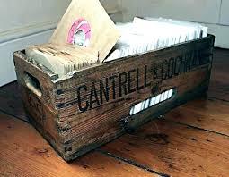 diy record storage vinyl record storage crates container crate record storage diy vinyl record storage diy record