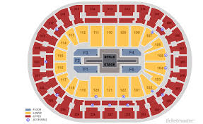 Actual Bok Center Tulsa Seating Chart Hulu Theatre At Msg