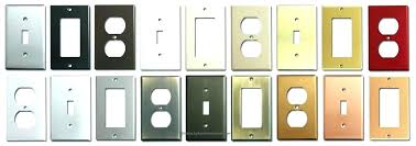 modern switch plate covers. Plain Switch Modern Switch Plates Charming Unique Light Covers  Mid Century  Outlet  Inside Modern Switch Plate Covers S