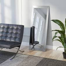 contemporary floor mirror