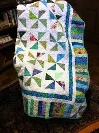 Best 25+ Homemade quilts for sale ideas on Pinterest | Baby quilts ... & Kaffe Fassett Pinwheel Quilt - Queen Size- NEW SALE PRICE Adamdwight.com