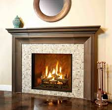 gas fireplace clearance to combustibles