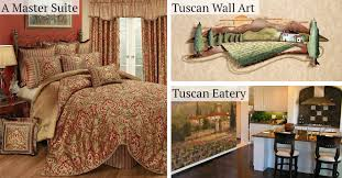 Tuscan Italian Decorating Ideas