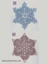 Crochet Pattern Charts Free Free Crochet Patterns And Charts Snowflakes
