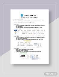 Restaurant Master Staffing Worksheet Template Word Excel