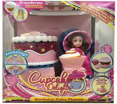 """<b>Игровой набор</b> """"<b>Cupcake</b> чайная вечеринка"""" (торт) <b>Emco</b> 1136 ..."""