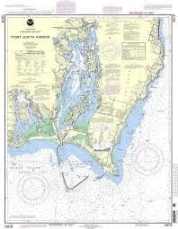 Pt Judith Ri Tide Chart Noaa Nautical Chart 13219 Point Judith Harbor Nautical