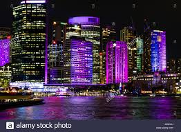 Skyline Festival Of Lights Discount The Sydney Skyline Illuminated In Colourful Lights At The