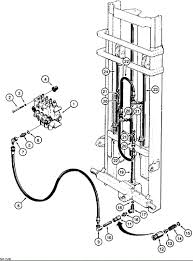 lift circuit diagram lift image wiring diagram parts for case 586e construction king forklifts on lift circuit diagram