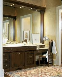 double vanity with makeup table. bathroom vanity makeup counter traditional with double sink table b