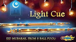 Light Cue 8 Ball Pool How To Get Free Light Cue In 8 Ball Pool 8 Ball Pool