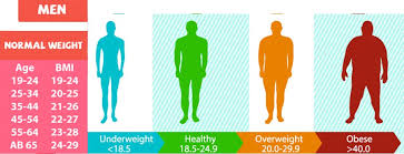Ideal Bmi Chart Female Bmi Chart For Men Women Kids And Adults Check Your Bmi