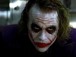 heath ledger created joker s makeup look on his own the first time artists then had