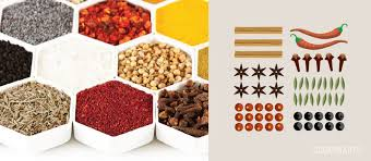 Spices Chart For Food The Ultimate Infographic Guide To Spices Cook Smarts