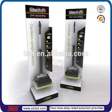 Retail Product Display Stands Tsdw100 Custom Retail Store Pos Mdf Wood Display Stand For Vacuum 9