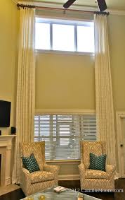 Two Story Living Room Curtains What Not To Do Match Wall To Curtains Images Of Two Story