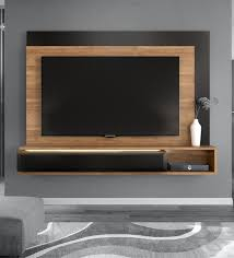 essenza wall mounted tv unit in