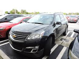 2014 Used Chevrolet Traverse FWD 4dr LT w/1LT at Royal Palm Nissan ...