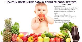 How To Make A Healthy Diet Chart Baby Toddler Food Recipes Kitchen Kathukutty