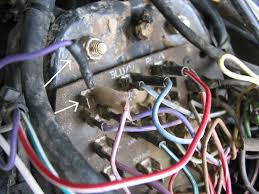 wiring issue 95 scrambler 400 4x4 polaris atv forum can anybody help me out on where these two wires are supposed to hook up on the block i should also tell you that most of the lettering on the block has